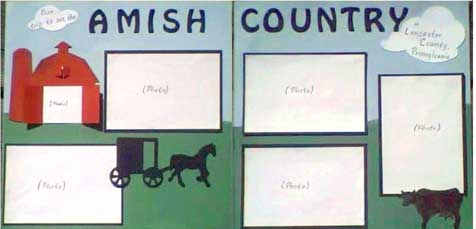 Amish Country Layout